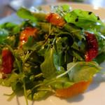 149684797 - ルッコラと季節のフルーツのサラダ