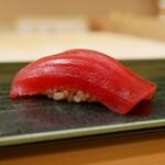 祇園 寿司六 - ☆鮪しっとり赤身ちゃん(●^o^●)☆