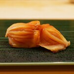 祇園 寿司六 - ☆赤貝もぷりっと大きめサイズ☆