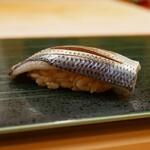 祇園 寿司六 - ☆小肌ちゃんも〆具合が好みです☆