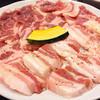 豚焼肉まがり屋 - 料理写真: