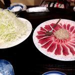鳥名子 - 料理写真:鴨すき