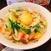 Naoya - 料理写真:フライド半熟卵入り!