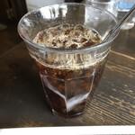 蔵羅 - ドリンク写真:アイスコーヒー