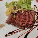 トンガリアーノ - 牛はらみステーキ