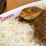 Hot Spoon - 牛すじ煮込みカレー