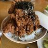 カーピット アルル - 料理写真:かつ丼(1,100円)
