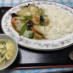 頤和園飯荘 - 料理写真:
