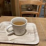 gelato pique cafe bio concept - オーガニックレモンジンジャー・・・やっぱりコーヒーにすれば良かったナ