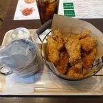 Chicken Street - Mix(骨あり+骨なし)プレーン Half 1480円