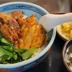 桃林 - 牛バラご飯