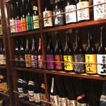 日本酒と生牡蠣 赤坂ソネマリ -