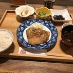 Ennagoya - 鶏のはちみつ生姜焼き 税込1,100円