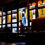 中野B級酒場 - 提灯がいいね