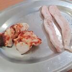 韓国天然石焼肉 さらだ -