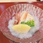 鮨 なが井 - 料理写真: