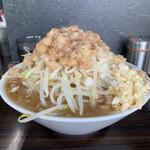 虎丸 - 料理写真:ミニラーメン各種コール