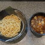 つけめん美豚 - Wスープつけ麺 並盛 800円