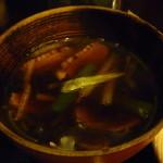 Suigen - 鴨つけ蕎麦