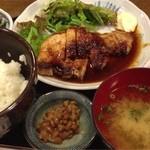 14972675 - 生姜焼き定食