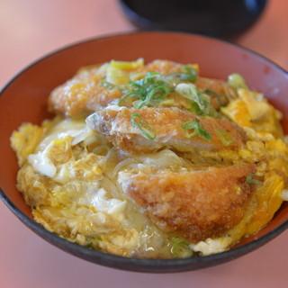 佐賀ラーメン 喰道楽 - 料理写真:カツ丼
