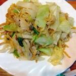 元祖ぴかいち - 博多名物 (*´-`) 博多皿うどん