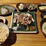 ときわや 金次郎 - 料理写真:但馬地鶏