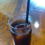 コンシールカフェ・サクラガオカ - アイスコーヒー