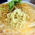 タイレストラン チェンマイ - カオソーイ800円