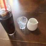 トラットリア ダリーズ - アイスコーヒー