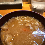 十勝亭 - 豚汁