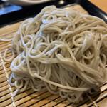 竜ヶ崎プラザホテル 四季亭 - せいろ蕎麦