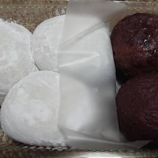 ナダシンの餅 - 料理写真:大福&おはぎ♪