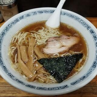 中華そば つけ麺 甲斐 - 料理写真: