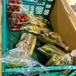 シャイニーアウル - お野菜販売