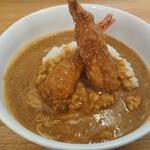 プティレストラン宮本 - 料理写真:エビフライカレー