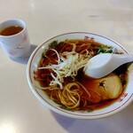 中華そば 焼肉ささき - 料理写真: