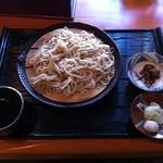 りき - 二八蕎麦(八方)