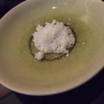 与太呂 - 天婦羅用の塩