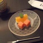 与太呂 - 氷菓 スイカとオレンジ