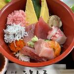和食 ことしろ - 料理写真:海鮮丼