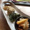 卯サギの一歩 - 料理写真:おばんざいちょっと盛(600円)(2021.03.現在)