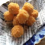 卯サギの一歩 - かりかりチーズ