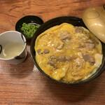 149745507 - 東京軍鶏親子丼「日本」 ¥2,300