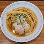 ら~麺 安至 - 煮干し醤油ら~麺
