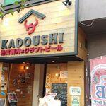 Kadoushijukuseiyakinikutokurafutobiru - 入口