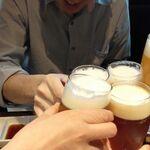 Kadoushijukuseiyakinikutokurafutobiru - Cheers!