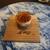 レストラン カズ - パルメザンチーズのクリームブリュレ