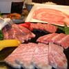 滝家 - 料理写真:黒毛和牛セット