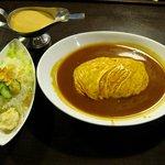 14975365 - ブールライス+サラダ(710円)